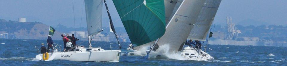 J105 meeting on San Francisco Bay