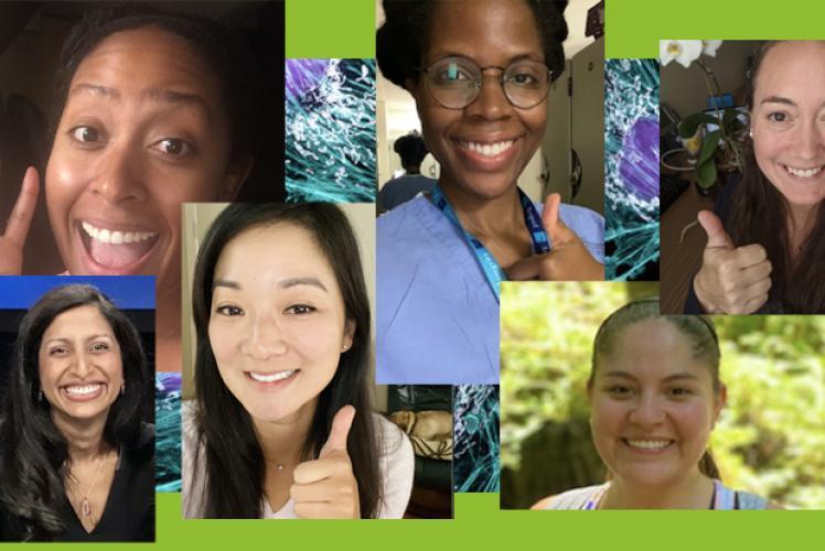 Six nominees UCSF Urology