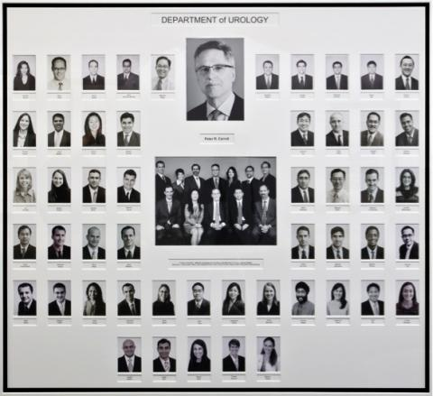 Ucsf Department Of Urology The History Of The Department