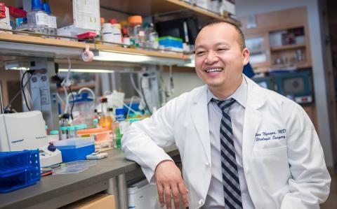 UCSF Department of Urology | Hao G  Nguyen, MD, PhD