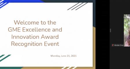 Kirstie Cruz Award Image