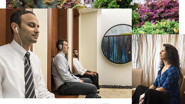 Researchers at UCSF launch study to see if mindfulness helps outcomes.