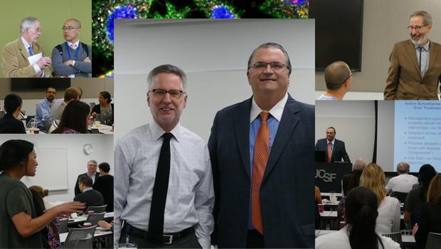 Alan Partin, MD, PhD Visiting Professor