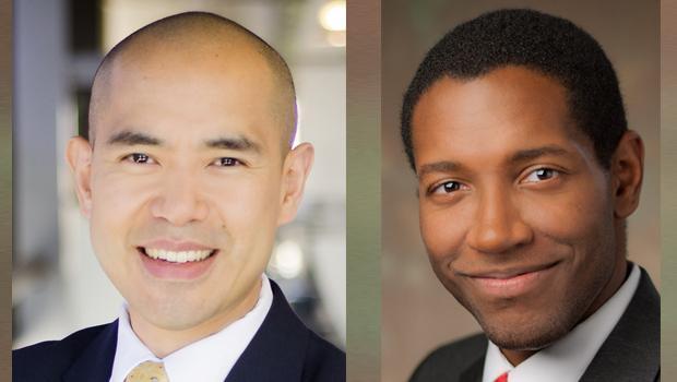 Drs Chi and Washington
