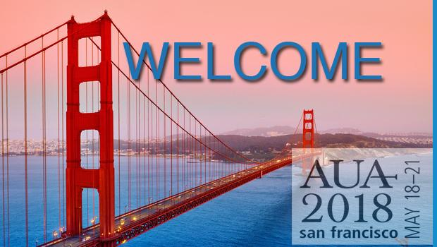 Welcome AUA 2018