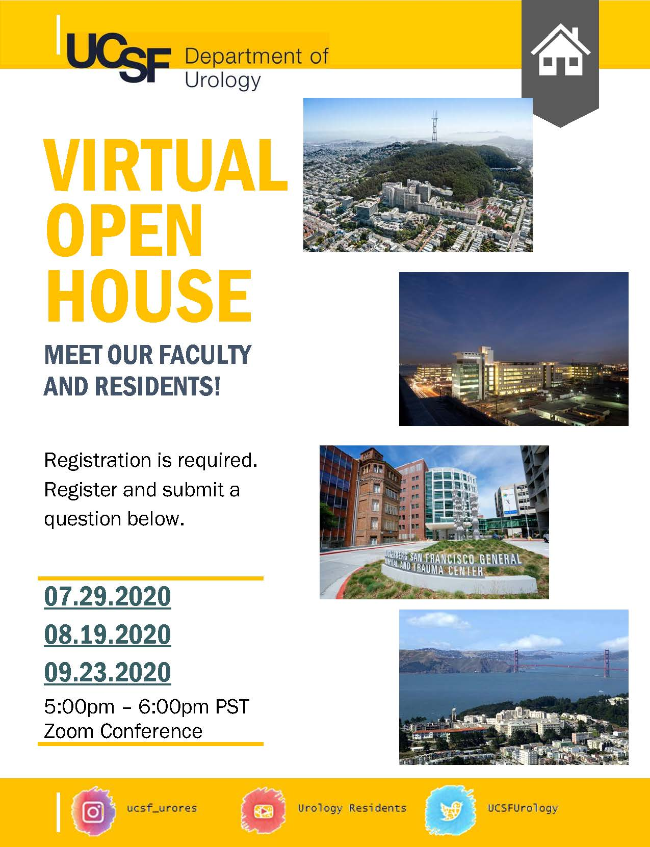 Virtual Open House Events